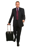 Businessman_With_Poster