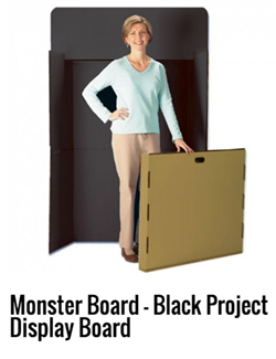 Black Monster board