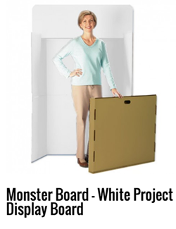 White Monster board