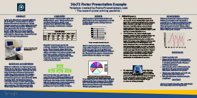 PowerPoint 36x72 research poster template