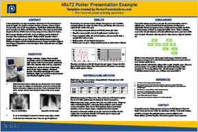 PowerPoint 48x72 research poster template